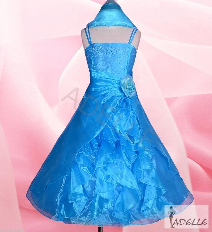 Dívčí slavnostní šaty  11a31bd96a