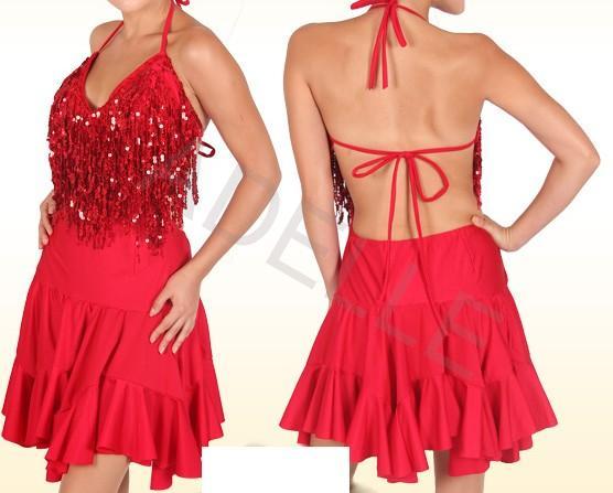 Taneční šaty SALSA 0c7e01228b