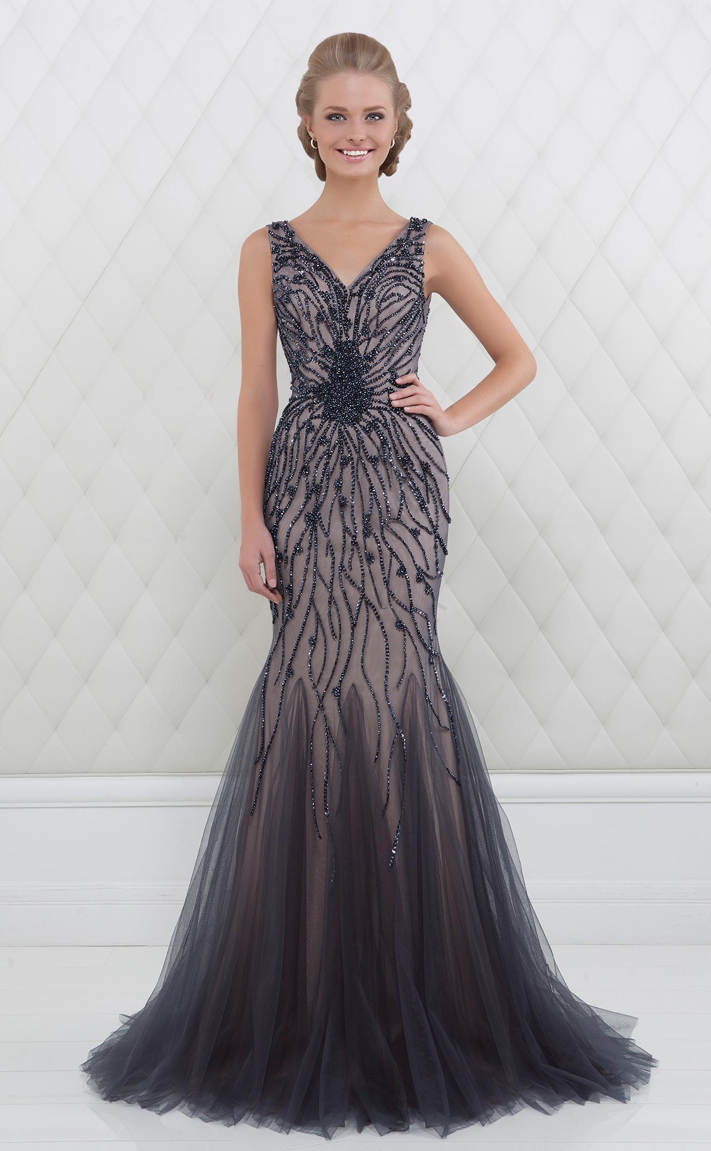 Luxusní společenské šaty  4a209eb63c0