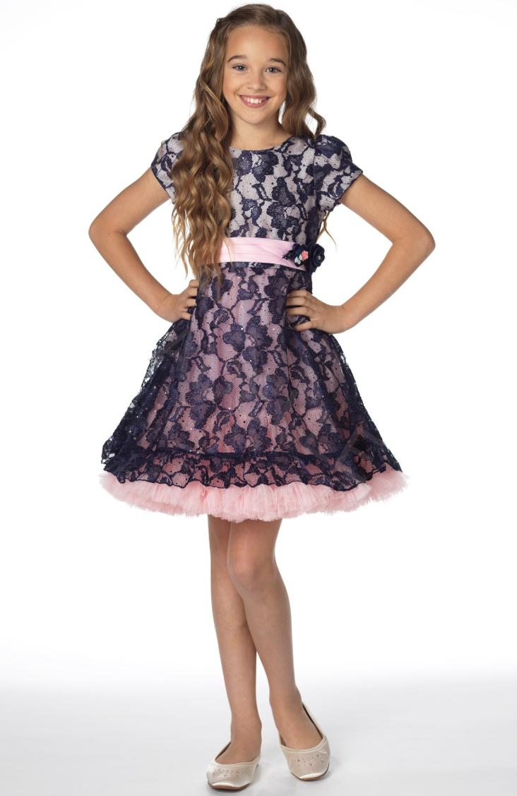 Dívčí luxusní slavnostní šaty  f1947a7d7f