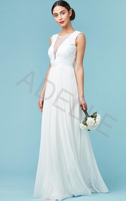 b2de97a9d519 Slavnostní svatební šaty